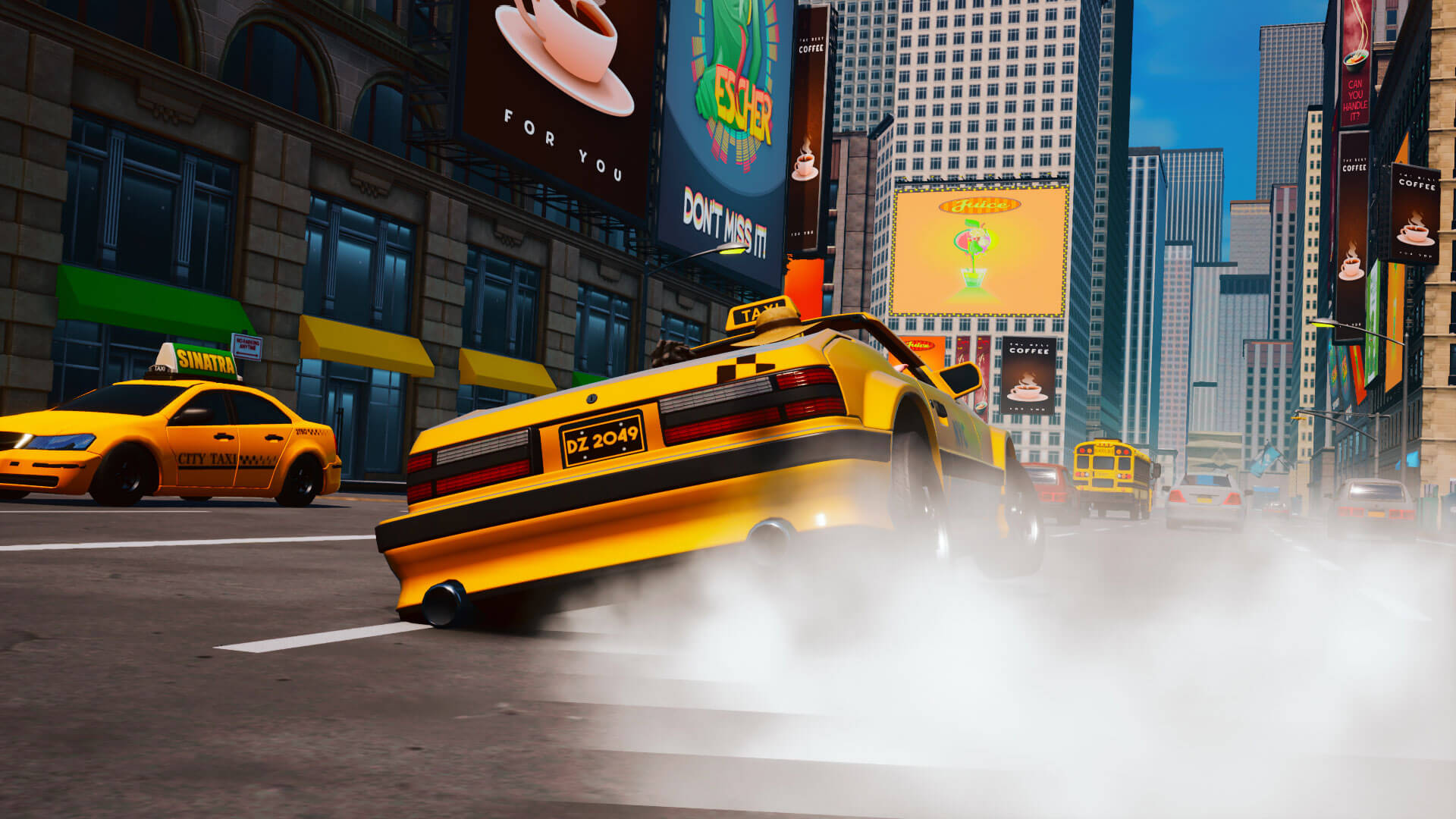 Taxi Chaos Free PC Download