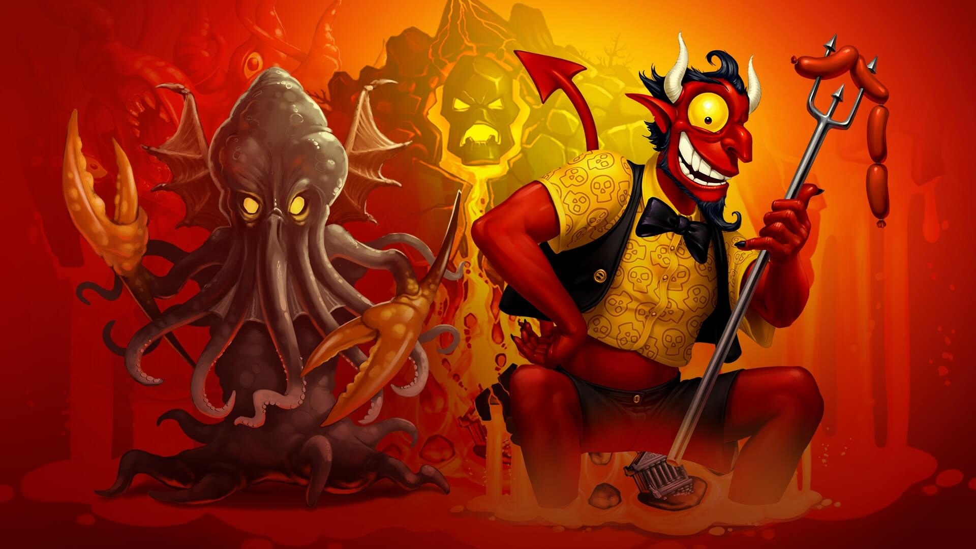 Doodle Devil: 3volution Free PC Download
