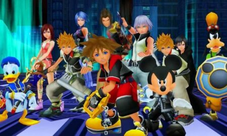 Kingdom Hearts HD 2.8 Final Chapter Prologue Free PC Download