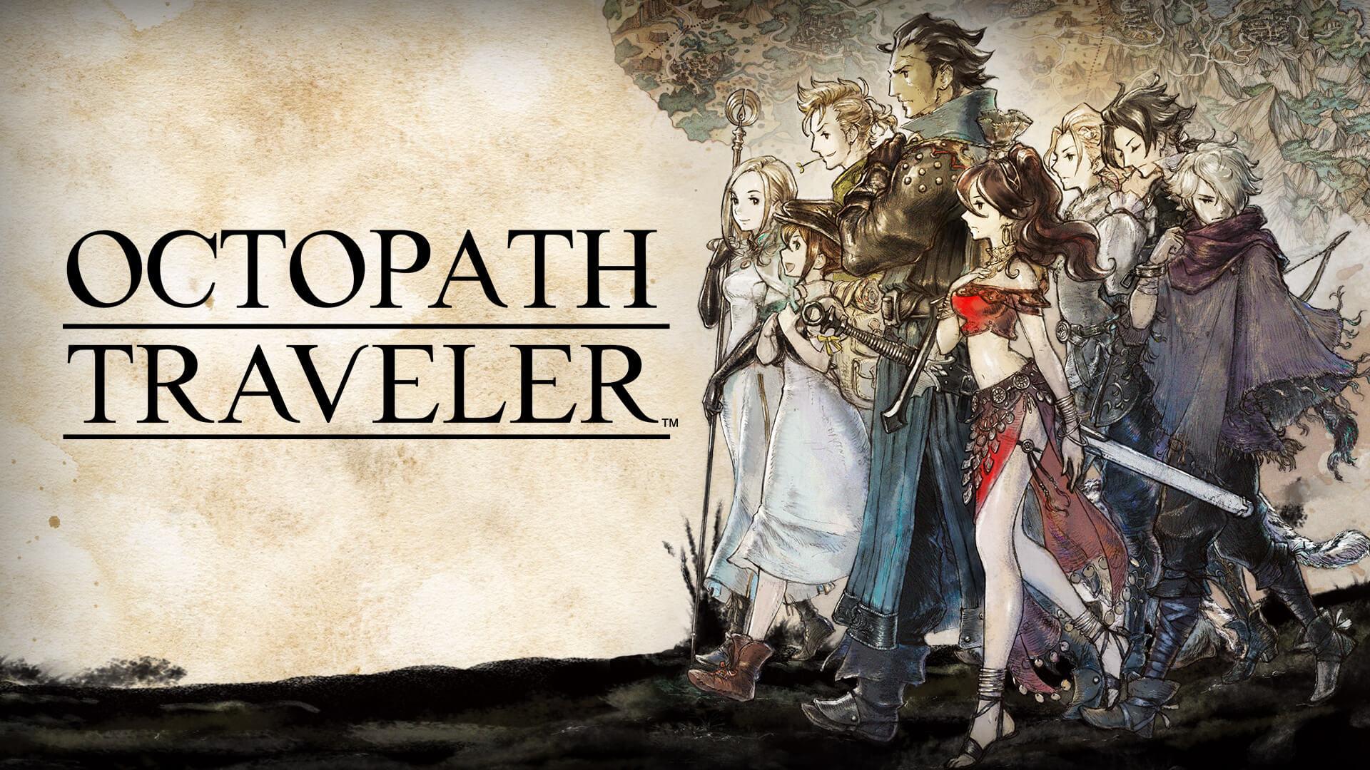 Octopath Traveler Free PC Download