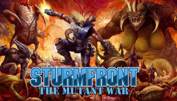 SturmFront: The Mutant War - Ubel Edition Free PC Download