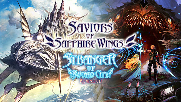 Saviors of Sapphire Wings and Stranger of Sword City Revisited Free PC Download