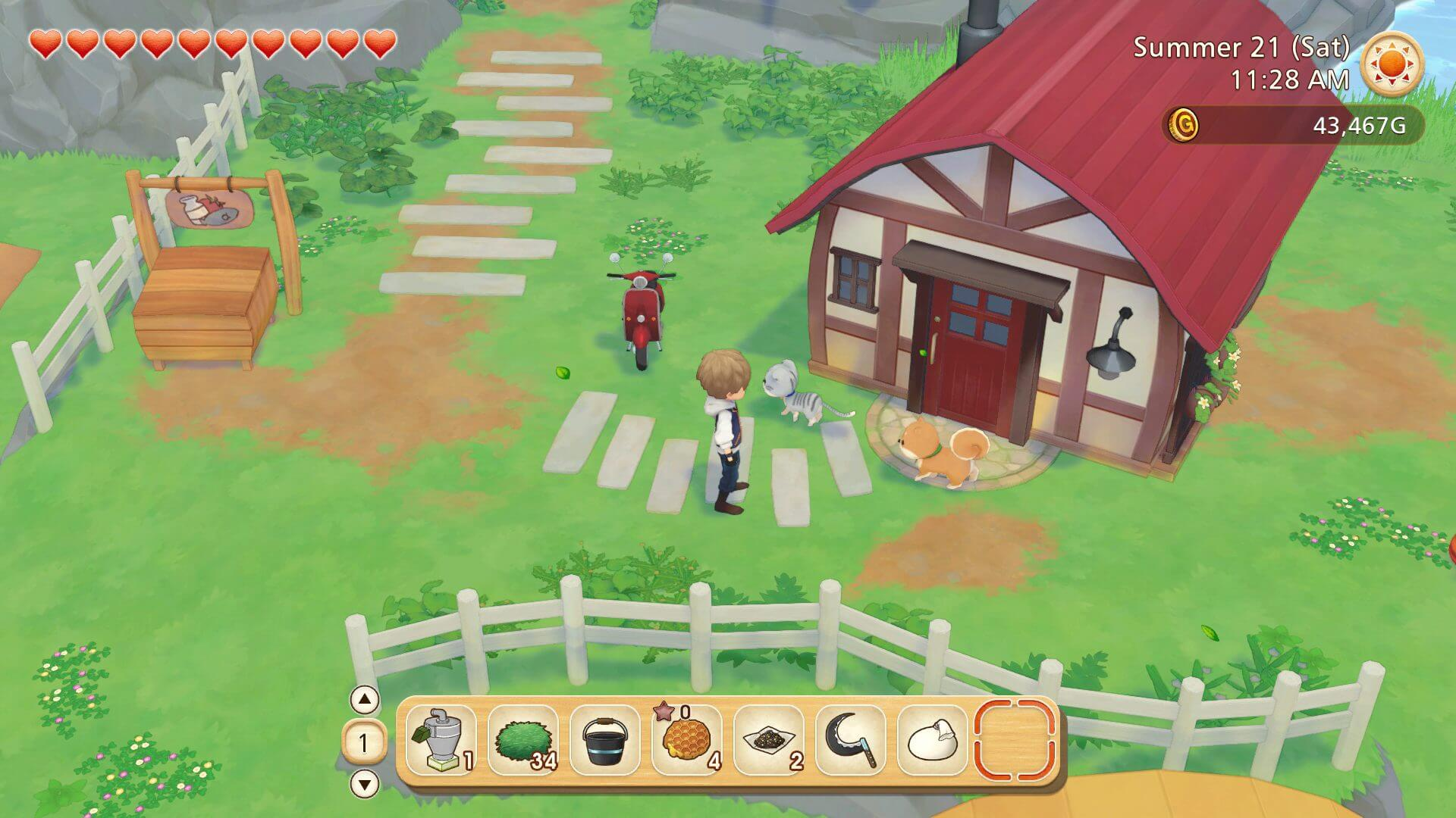 Story of Seasons: Pioneers of Olive Town Free PC Download