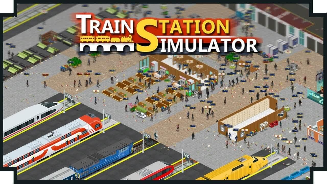 Train Station Simulator Free PC Download