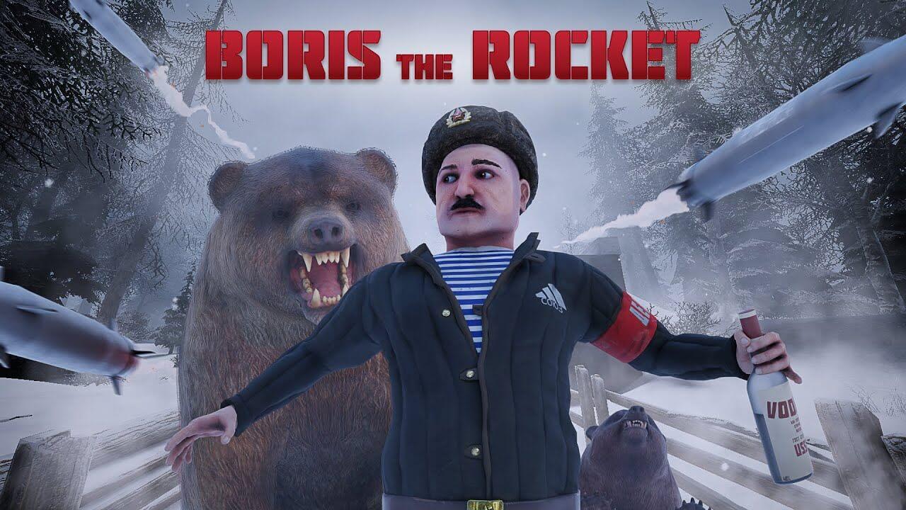 Borris the Rocket PS4 Free Download