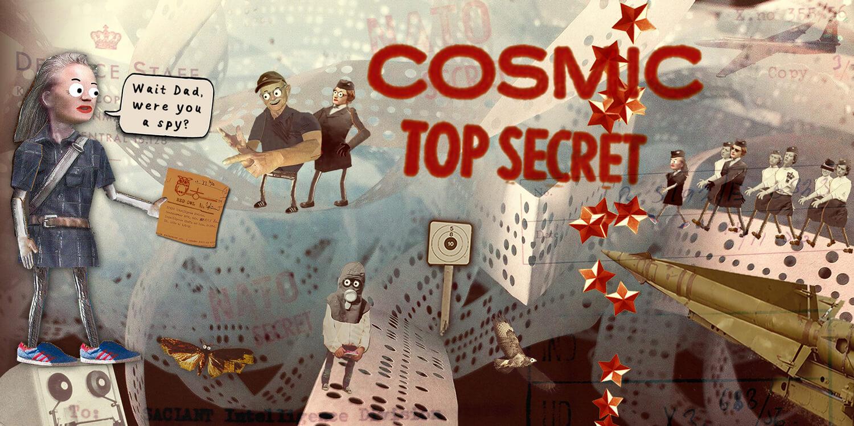Cosmic Top Secret PS4 Free Download