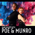 Dark Nights with Poe and Munro PS4 Free Download