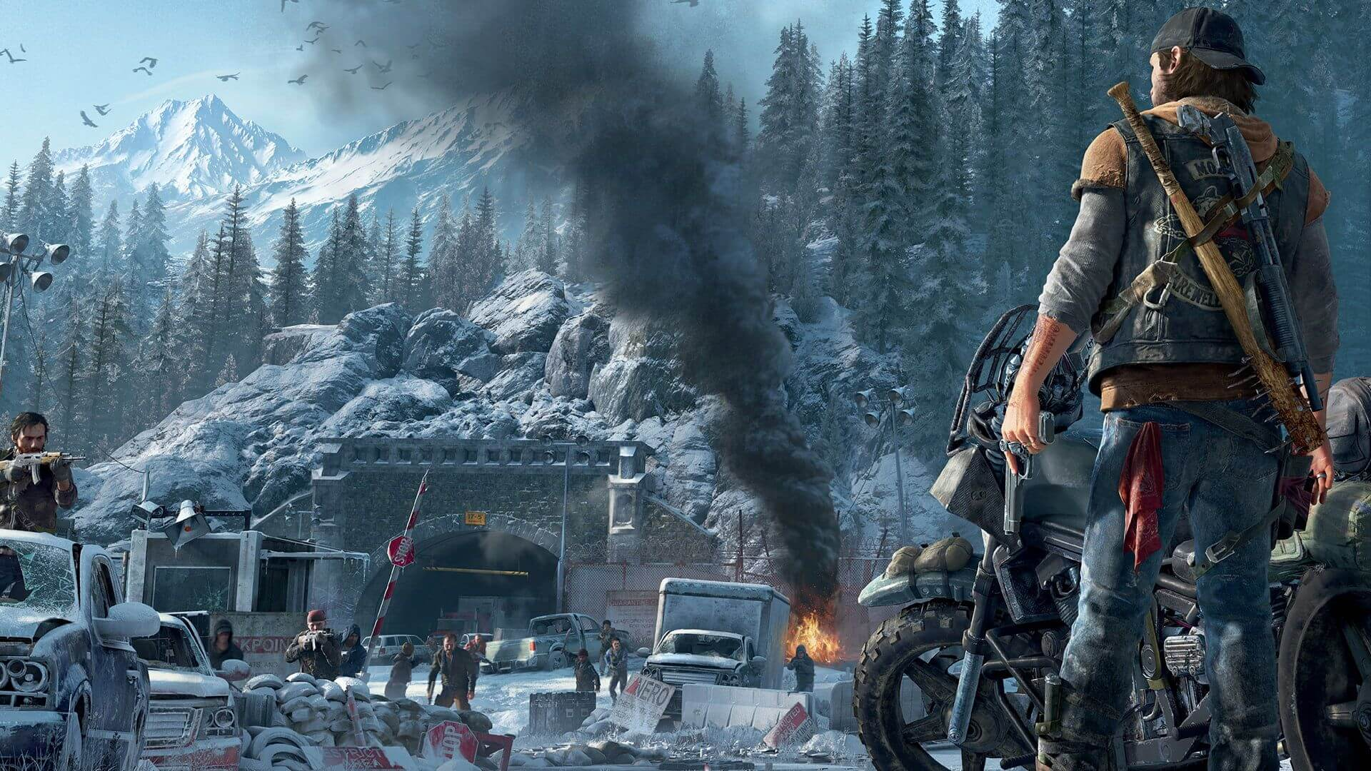 Days Gone Free PC Download