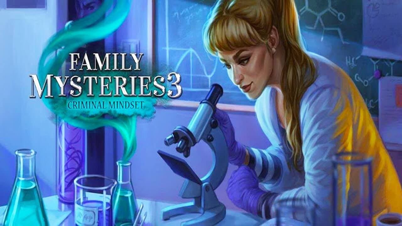 Family Mysteries 3: Criminal Mindset Free PC Download