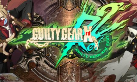 GUILTY GEAR Xrd -Revelator PS4 Free Download