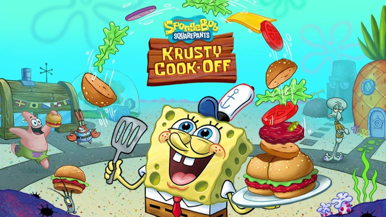 SpongeBob: Krusty Cook-Off Android Free Download