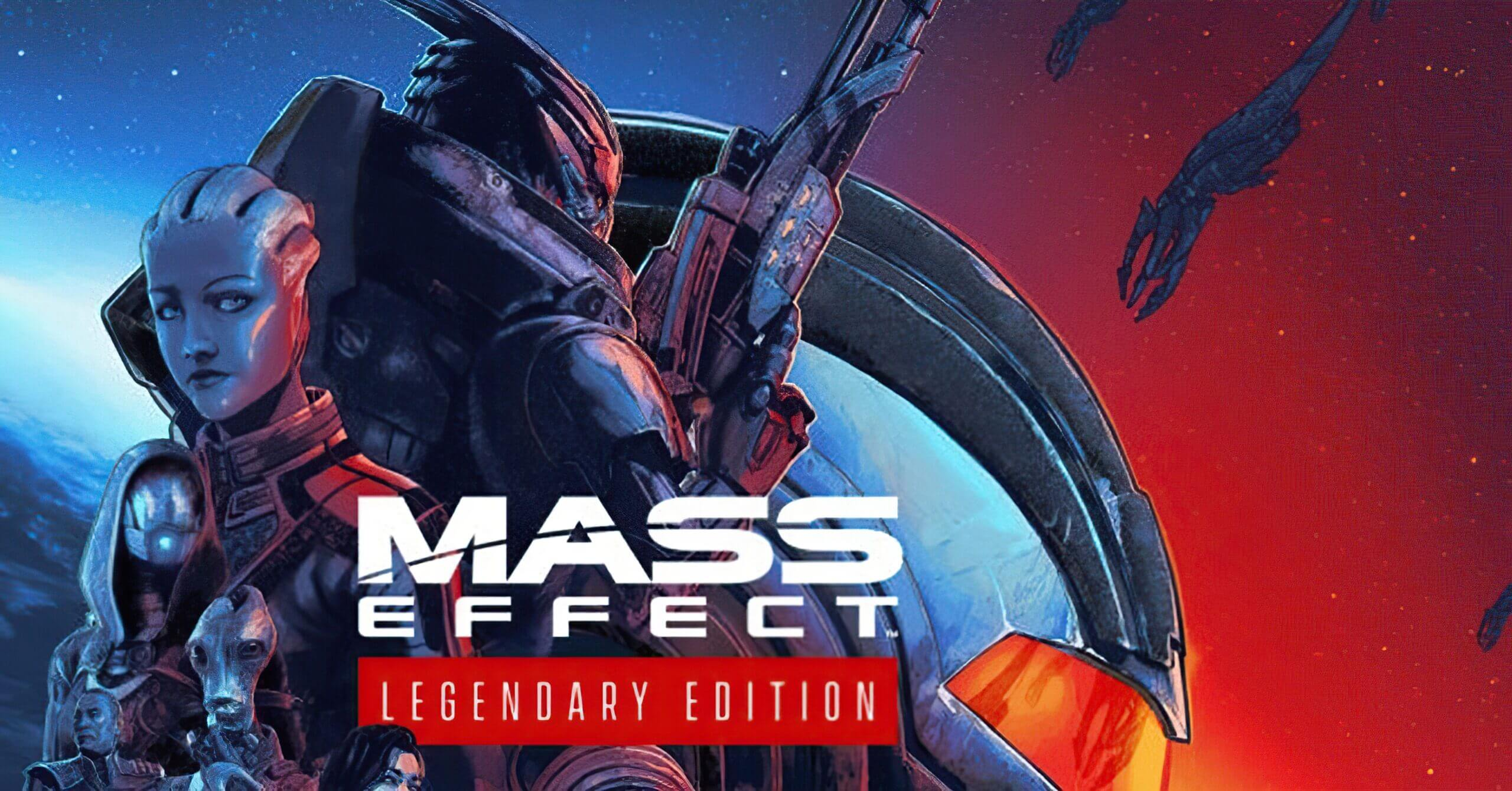 Mass Effect Legendary Edition Free PC Download
