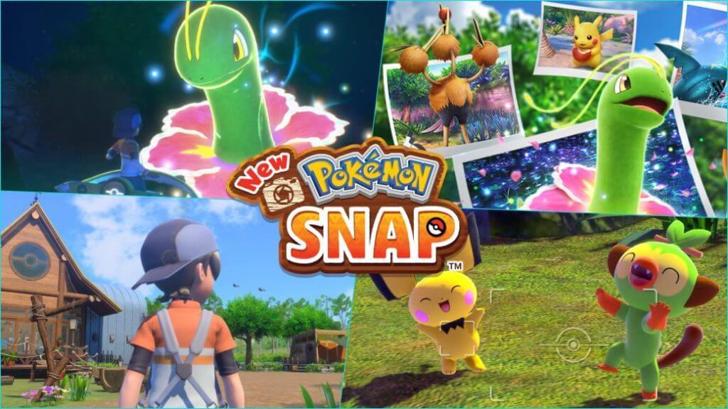 New Pokemon Snap Free PC Download