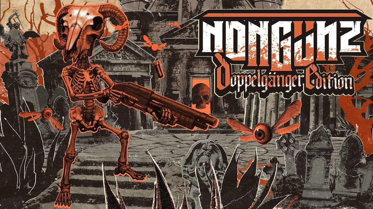 Nongunz: Doppelganger Edition PS4 Free Download