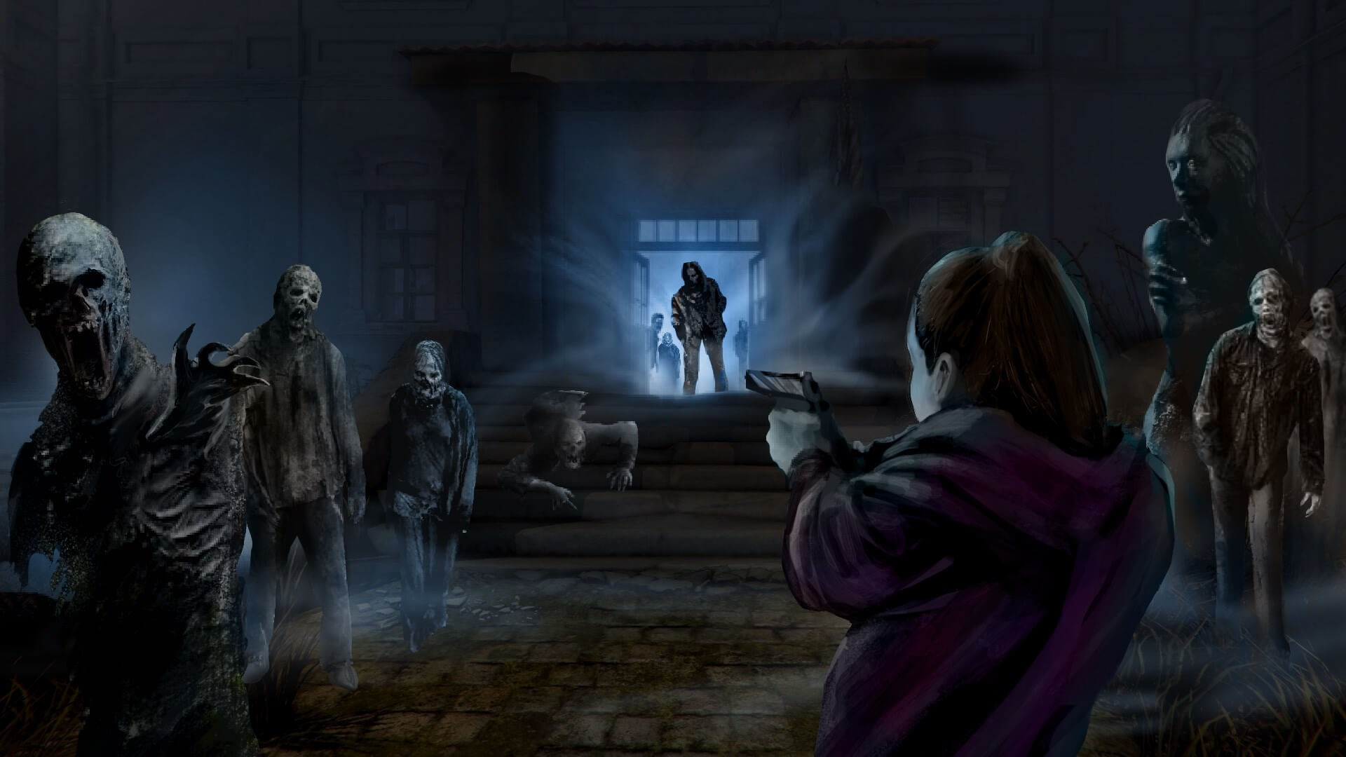 Outbreak: Endless Nightmares PS5 Free Download
