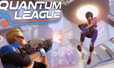 Quantum League Free PC Download