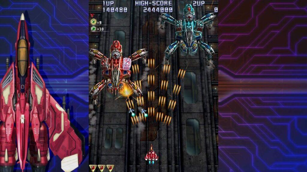 Raiden IV x Mikado Remix