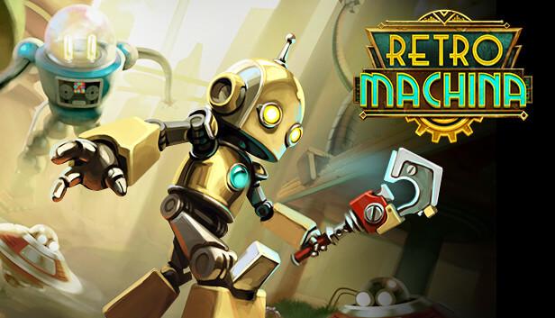 Retro Machina PS4 Free Download