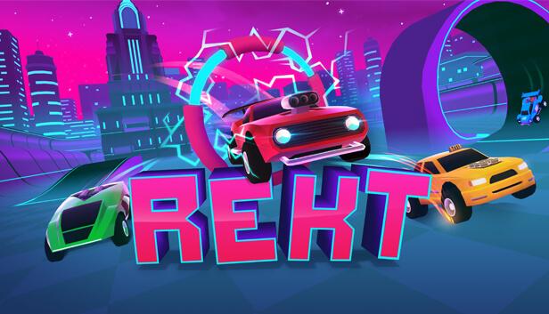 REKT! High Octane Stunts Android Free Download