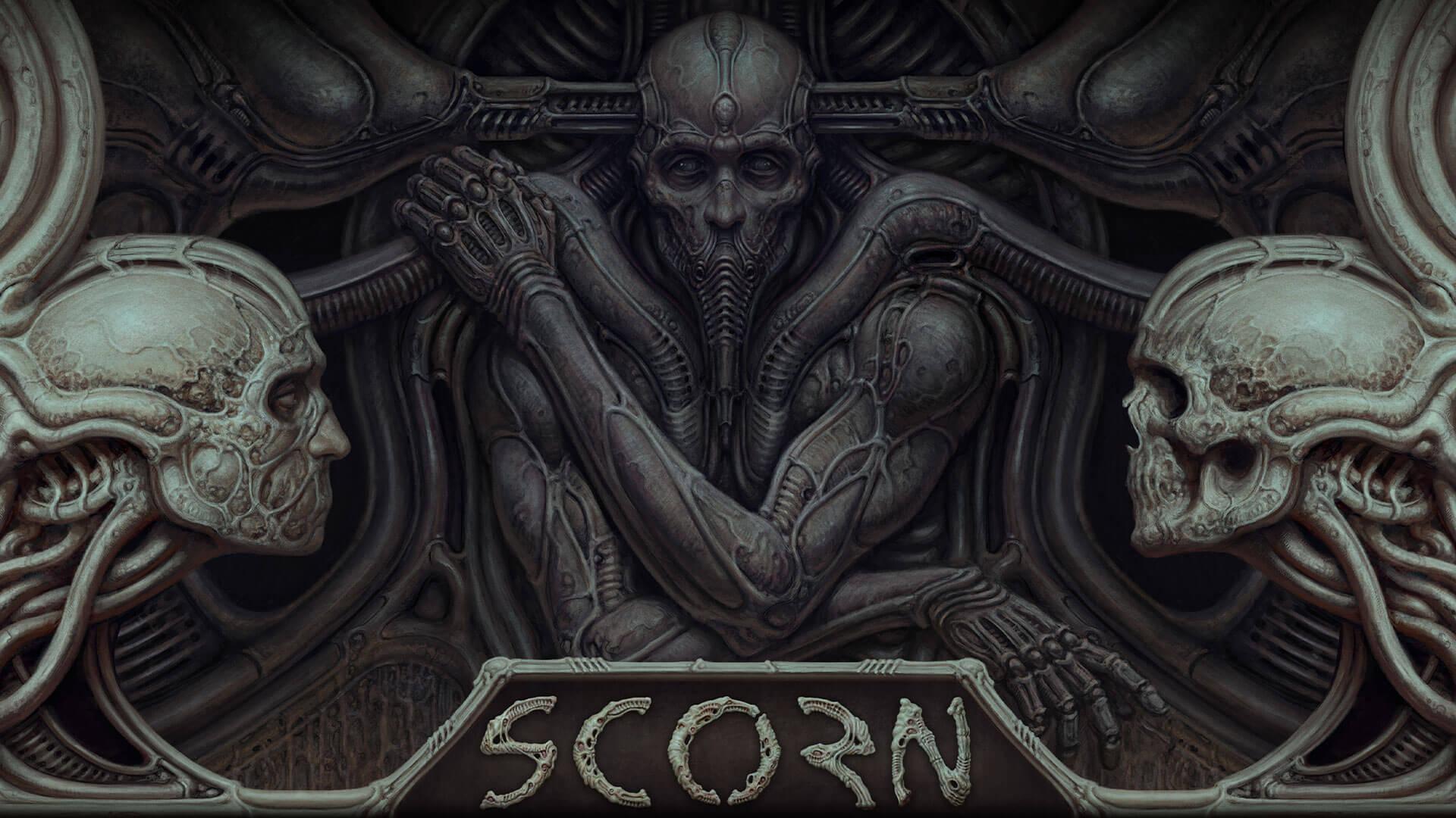 Scorn Free PC Download