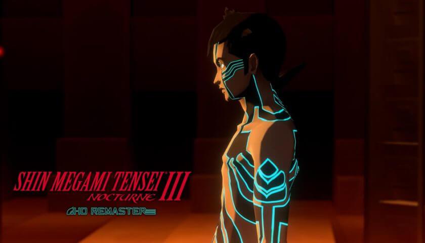 Shin Megami Tensei III: Nocturne HD Remaster PS4 Free Download