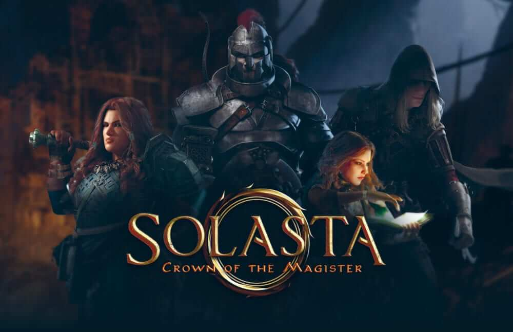 Solasta: Crown of the Magister Free PC Download