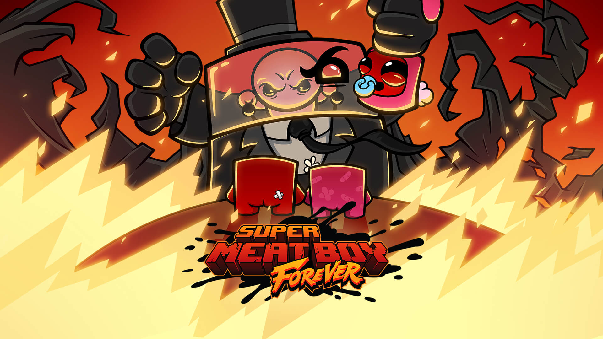 Super Meat Boy Forever Free PC Download
