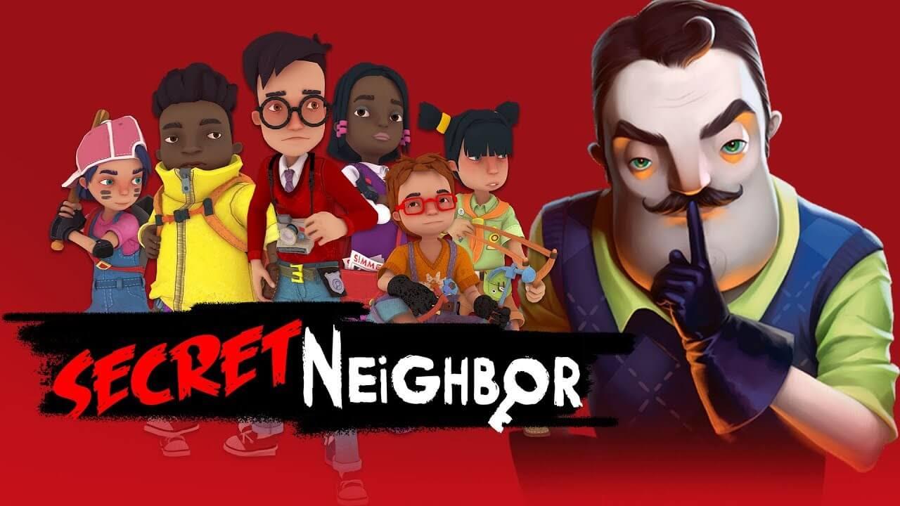 Secret Neighbor Free PC Download