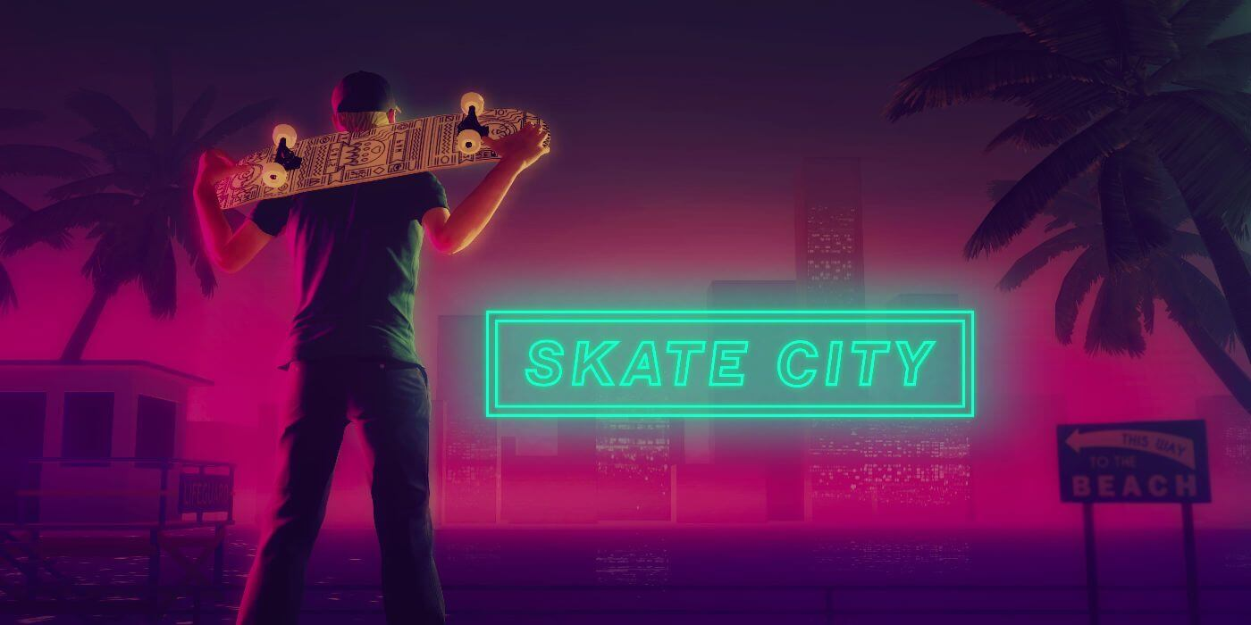 Skate City PS5 Free Download