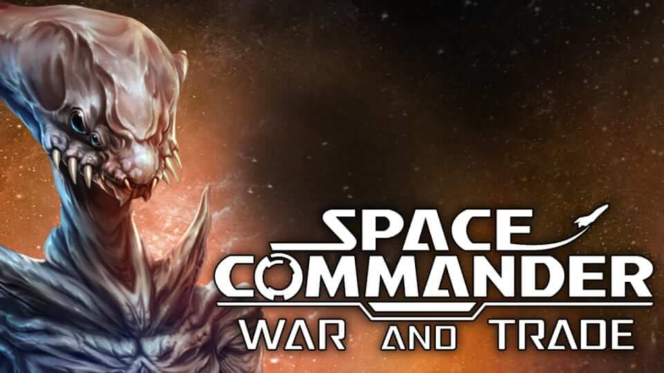 Space Commander: War and Trade iOS Free Download