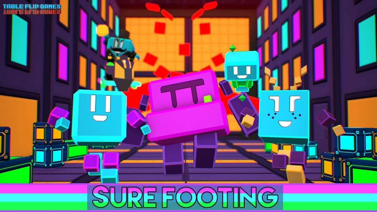 Sure Footing Free PC Download