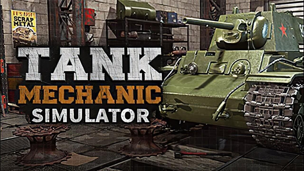 Tank Mechanic Simulator PS4 Free Download