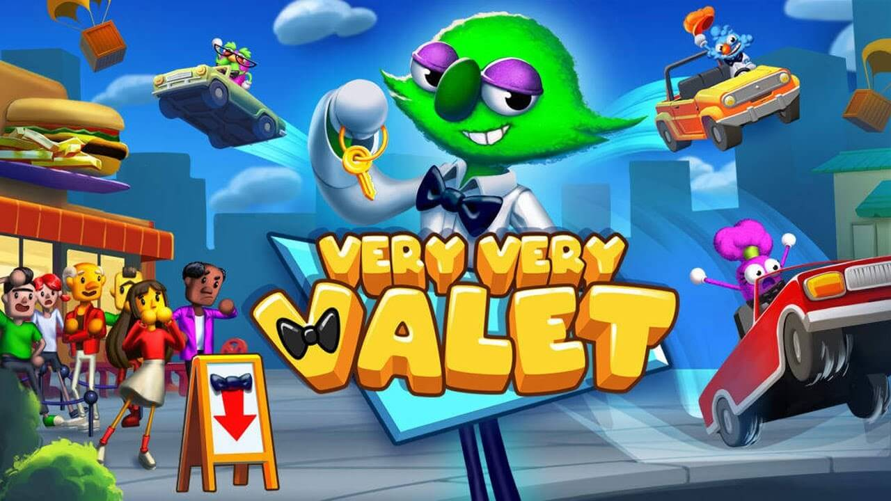 Very Very Valet Nintendo Switch Free Download