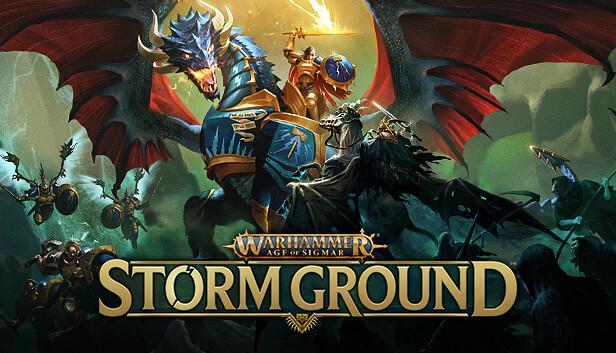 Warhammer Age of Sigmar: Storm Ground Free PC Download
