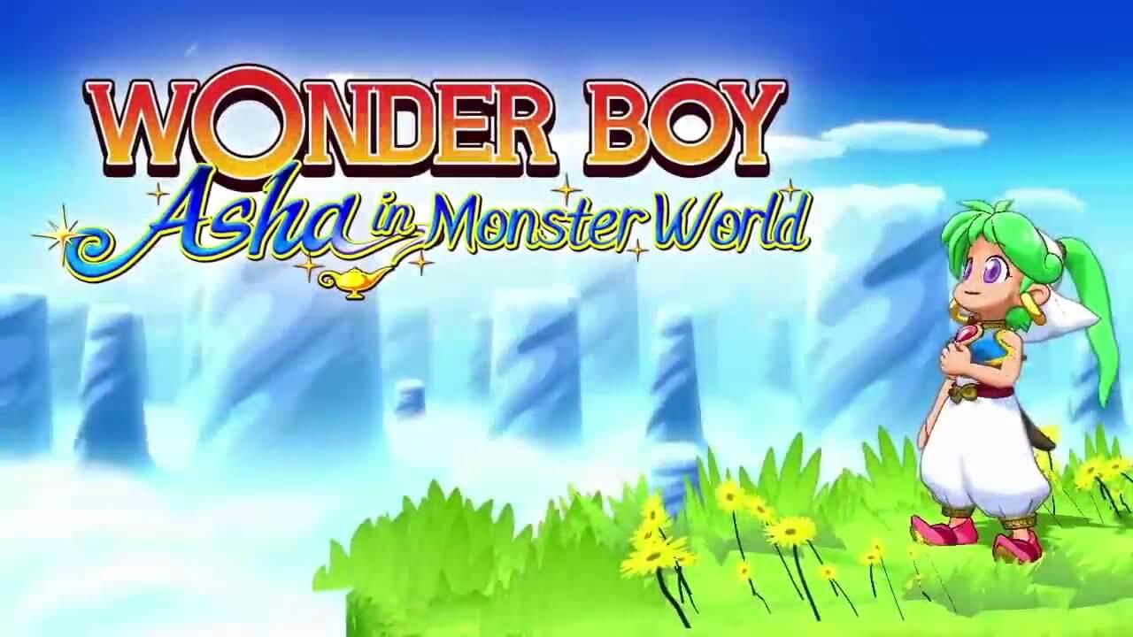 Wonder Boy: Asha in Monster World Free PC Download