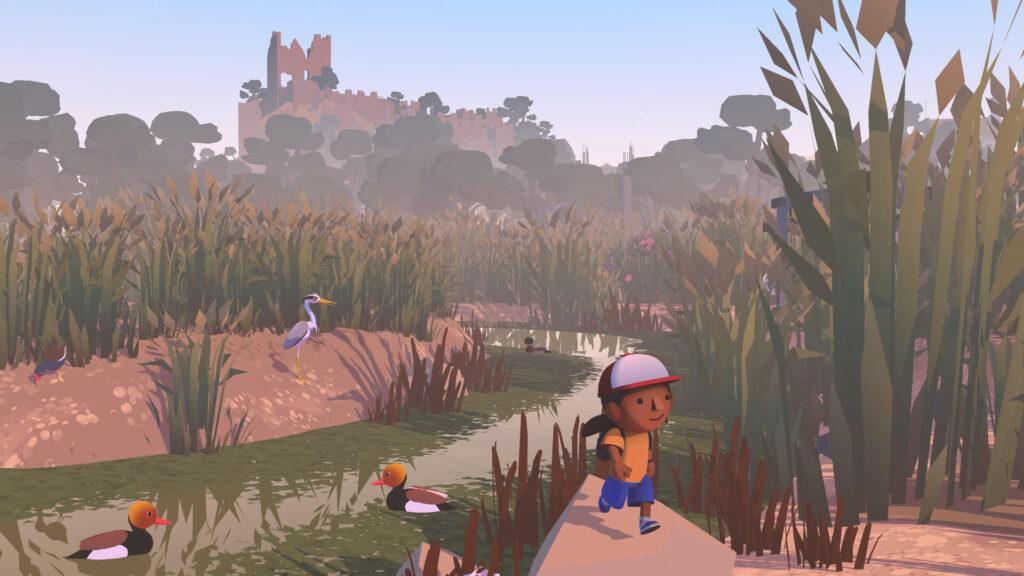 Alba: a Wildlife Adventure