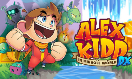 Alex Kidd in Miracle World DX PS5 Free Download