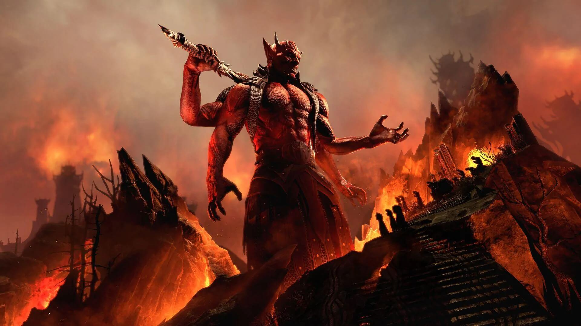 The Elder Scrolls Online: Blackwood PS4 Free Download