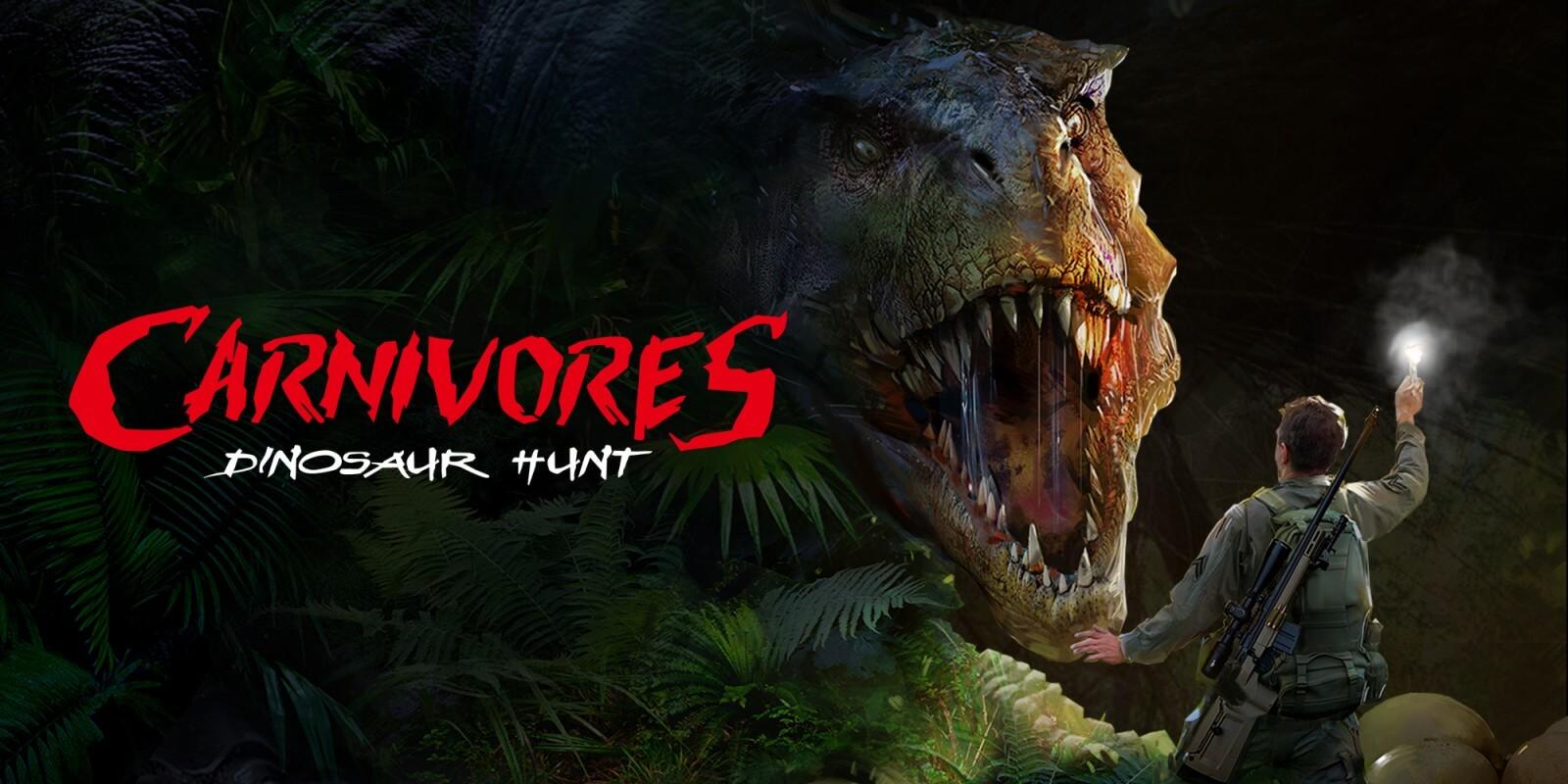 Carnivores: Dinosaur Hunt Free PC Download