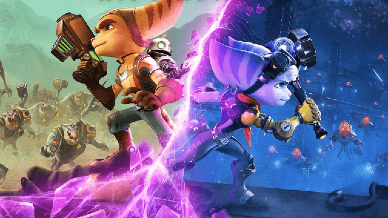 Ratchet and Clank: Rift Apart Free PC Download
