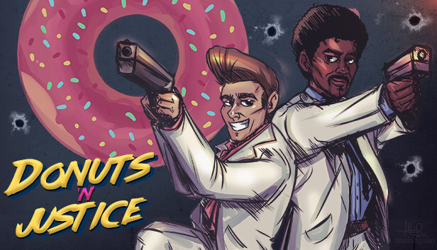 Donuts'n'Justice Free PC Download
