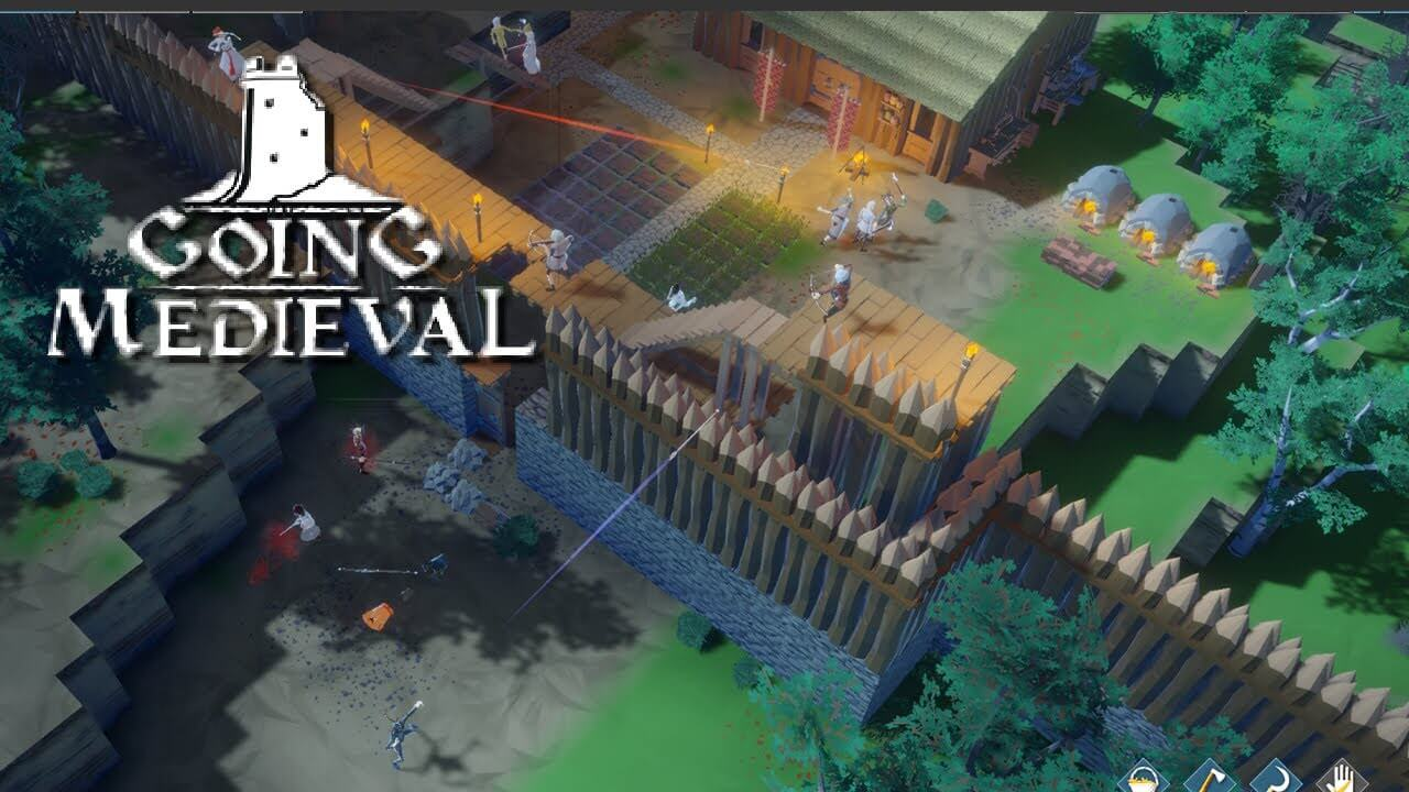 Going Medieval Free PC Download