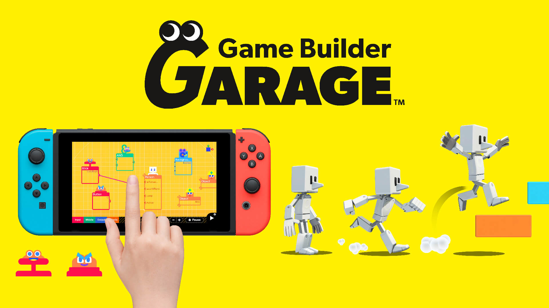 Game Builder Garage Nintendo Switch Free Download