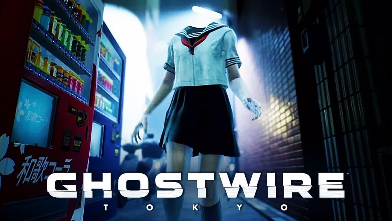 GhostWire: Tokyo PS5 Free Download