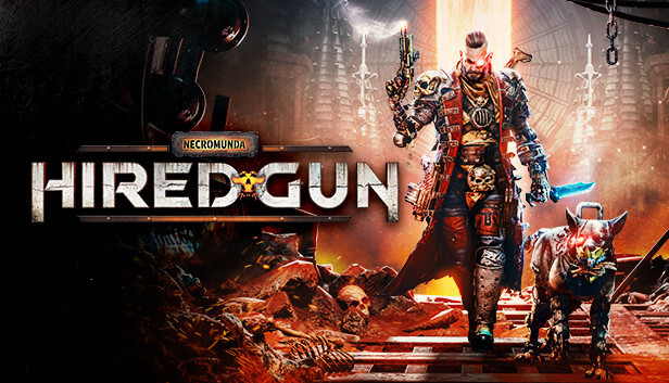 Necromunda: Hired Gun PS5 Free Download
