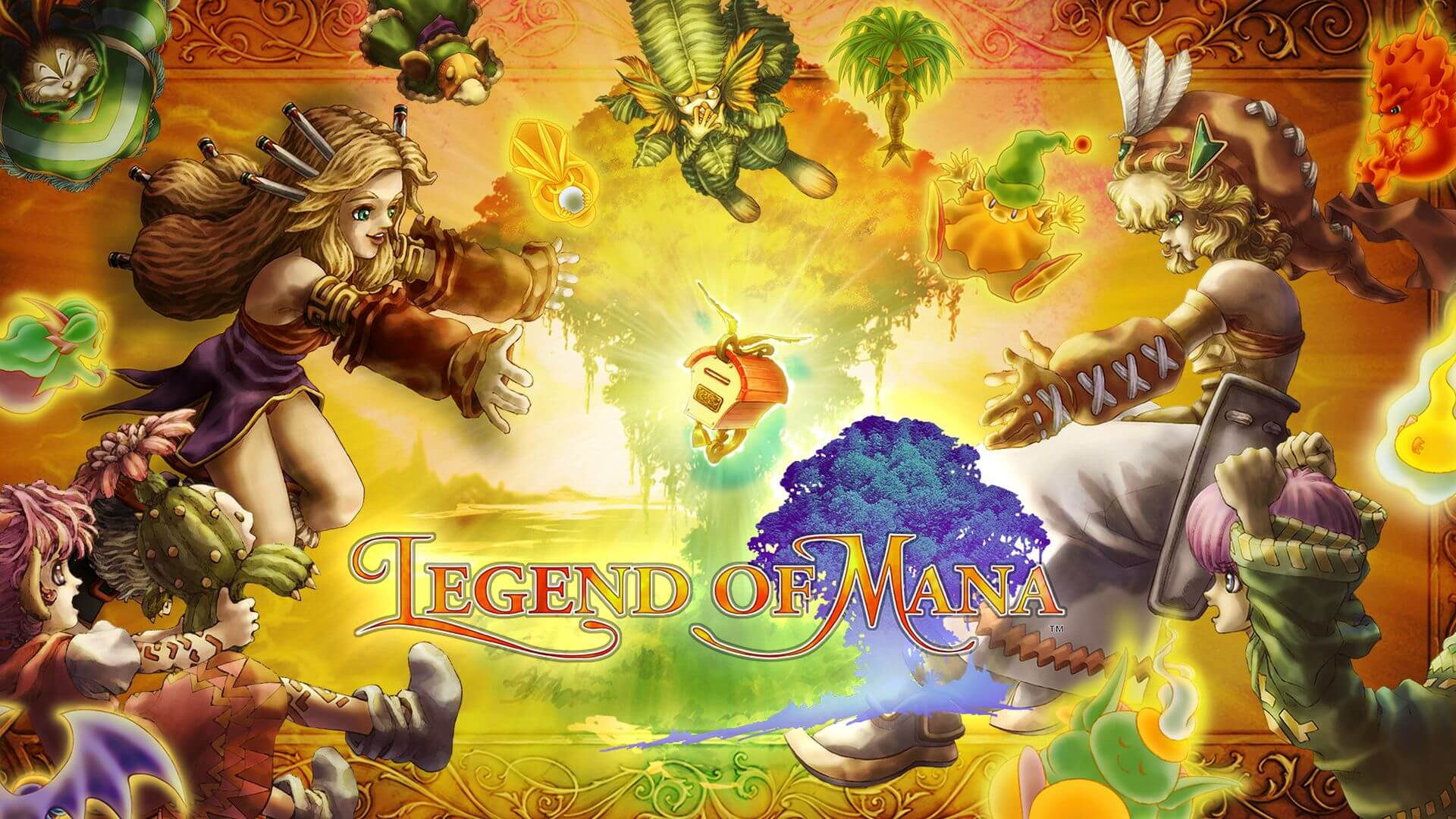 Legend of Mana Remastered PS Free Download