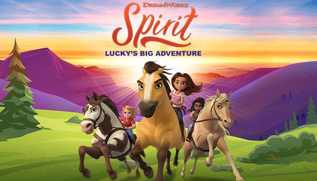 DreamWorks Spirit Lucky's Big Adventure Free PC Download