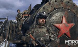 Metro Exodus Xbox One Free Download