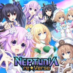 Neptunia ReVerse Free PC Download