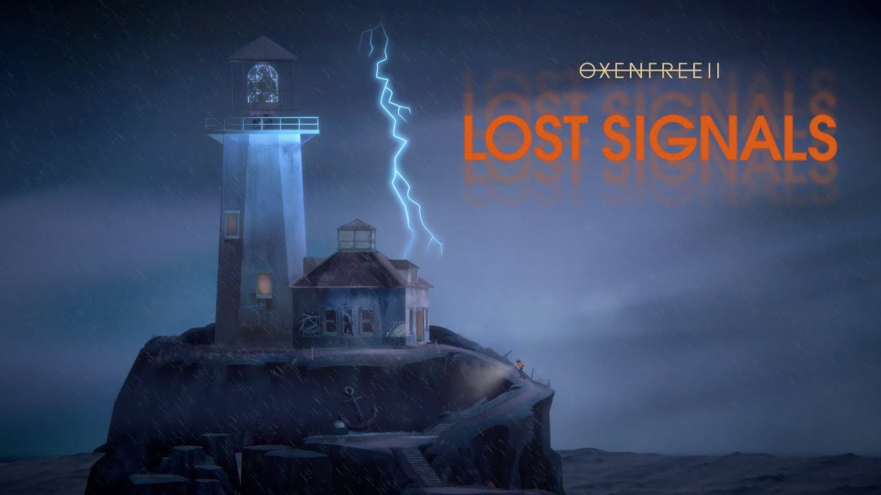 OXENFREE II: Lost Signals Nintendo Switch Free Download